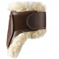 Protège-boulets cuir mouton synthétique Kentucky