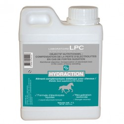Électrolytes 1 L Hydraction Laboratoire LPC