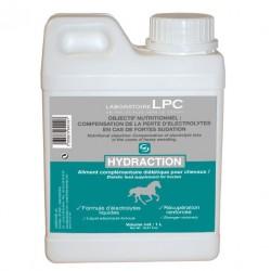 Électrolytes 1 L Hydraction Laboratoire LPC