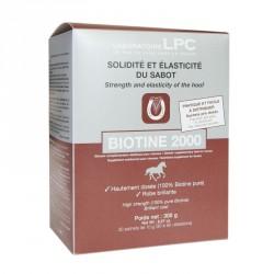 Biotine 2000 x 30 sachets Laboratoire LPC