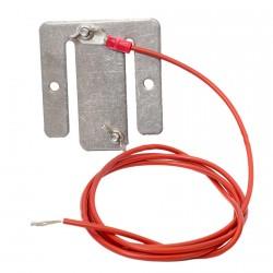 Clip aluminium ruban électrificateur Le Gardien Électrique