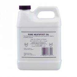 Soin cuir huile de pied de bœuf 946 ml Pure Neastfoot Oil Farnam