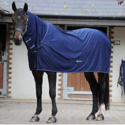 Chemise séchante cheval avec couvre-cou Power Cooler Bucas