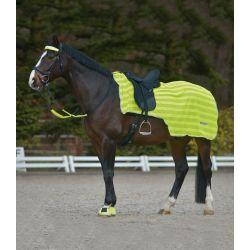 Couvre-reins réfléchissant cheval Reflex Waldhausen