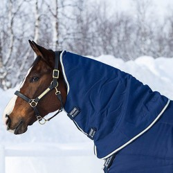 Couvre-cou écurie cheval 200 g Rambo Optimo Stable Horseware