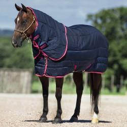 Couverture écurie 250 g avec cou Amigo Stable Vari-Layer Plus Horseware