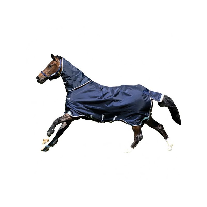 couverture ext rieur cheval 300 g avec cou rambo duo horseware. Black Bedroom Furniture Sets. Home Design Ideas