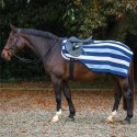 Couvre-reins polaire cheval Rambo Newmarket Competition Horseware