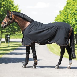 Chemise polaire thérapeutique cheval Rambo Ionic Stable Sheet Horseware