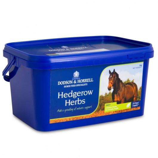 Soutien nutritionnel 1 kg Hedgerow Herbs Dodson & Horrell
