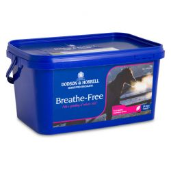 Respiration et toux 2,5 kg Breathe Free Dodson & Horrell