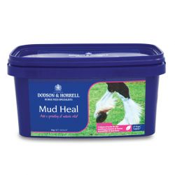 Gale de boue 2,5 kg Mud Heel Dodson & Horrell