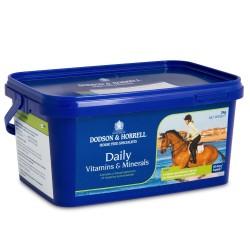 Vitamines et minéraux 2 kg Daily Vits & Mins Dodson & Horrell