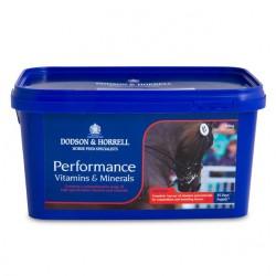 Complément compétition 3.5 kg Performance Vitamins & Minerals Dodson & Horrell