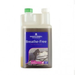 Respiration et toux 1 L Breathe Free Dodson & Horrell