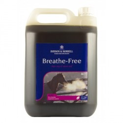 Respiration et toux 2,5 L Breathe Free Dodson & Horrell