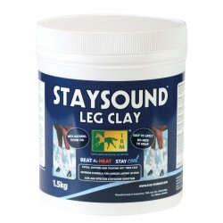 Argile membres chevaux 1,5 kg Staysound TRM