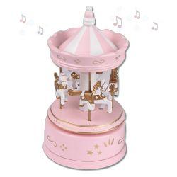 Boîte à musique carrousel Waldhausen