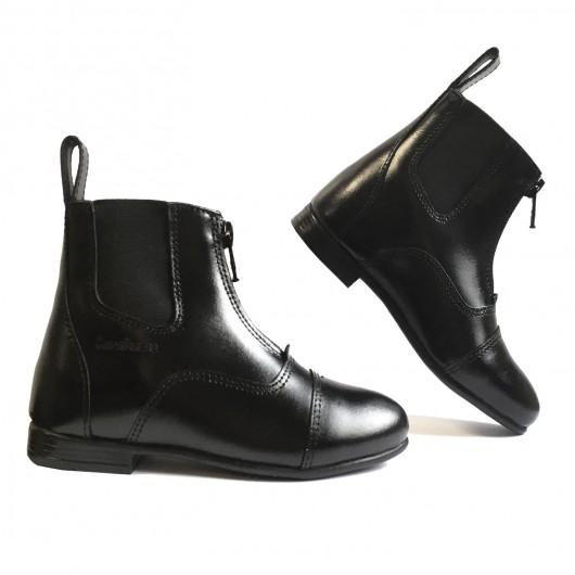 Boots équitation cuir zip avant Enfant Bouloc Cavalhorse