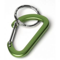 Mousqueton porte-clé aluminium Loop Key Northern Well