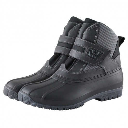 Boots écurie courtes Woof Wear