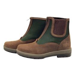 Boots écurie nubuck zip avant Rambo Original Horseware