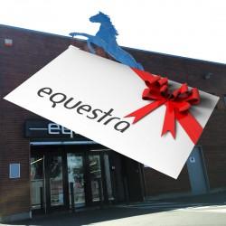 Chèque cadeau équitation magasin Equestra Toulouse