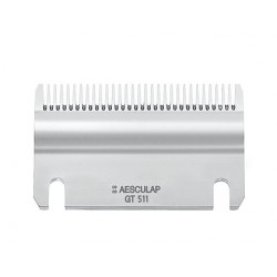 Peigne de coupe fine 31 dents 1 mm Aesculap