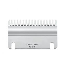 Peigne de coupe fine 31 dents 1 mm Aesculap