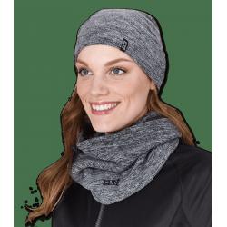 Set bonnet et snood polaire Femme Jura ELT Paris