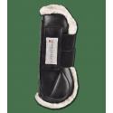 Protège-tendons doublés mouton synthétique Waldhausen