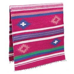 Tapis de selle western Navajo