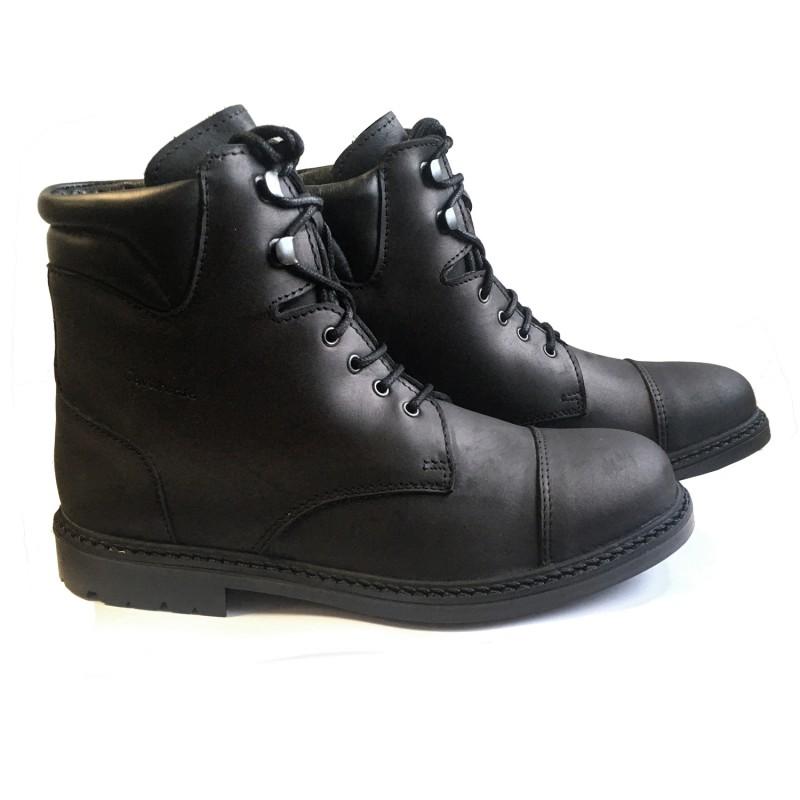 Boots équitation à lacets nubuck huilé Vigoulet Cavalhorse