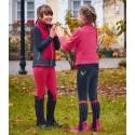 Pantalon équitation jean avec fond Enfant Tina ELT Paris