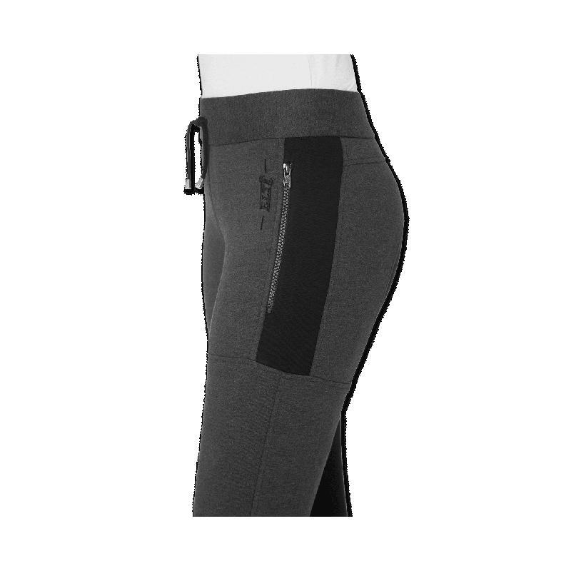 Pantalon legging équitation avec fond Femme Joana ELT