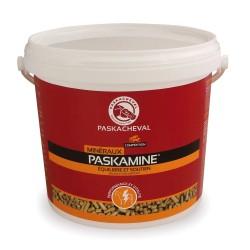 Complément minéral polyvitaminé 5 kg Paskamine Paskacheval