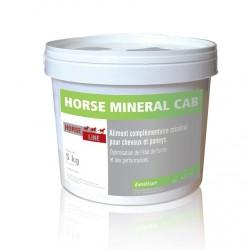 Complément minéraux 5 kg Horse Mineral Cab Horse Line