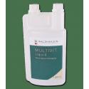 Vitamines et minéraux chevaux de sport 1L Multi-vit Waldhausen