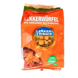Crackers chevaux flore intestinale 500 g Horse Fitform