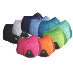 Tapis de selle matelassé Colour Fusion Woof Wear