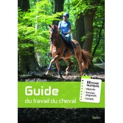 Guide du travail du cheval - 88 fiches pratiques Arnaud Jeannin Editions Belin