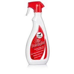 Spray démêlant crinière 750 ml 5 étoiles Leovet