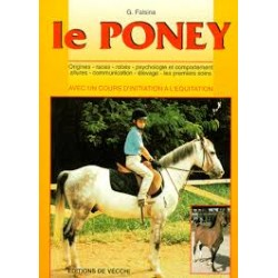 Le poney G. Falsina Editions de Vecchi
