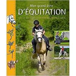 Mon grand livre d'équitation Ute Ochsenbauer Editions Chanteclerc