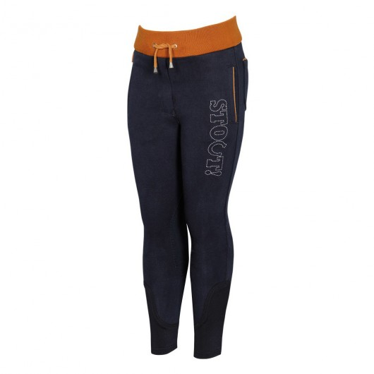 Pantalon legging équitation Enfant Stout Harry's Horse