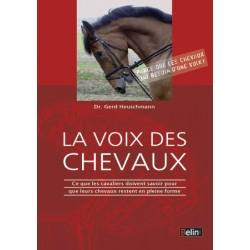 La voix des chevaux DVD Editions Belin