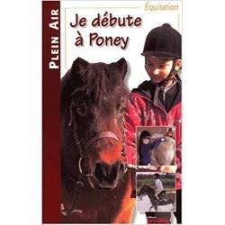 Je débute à poney Myriam Corn, Emmanuelle de Monléon Editions Proxima