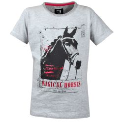 Tee-shirt Enfant Magical Horse Equestra