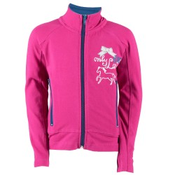 Veste sweat Enfant Shetty Equestra