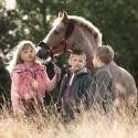 Gilet sans manches à capuche pilou Enfant Super Luxe Horseware
